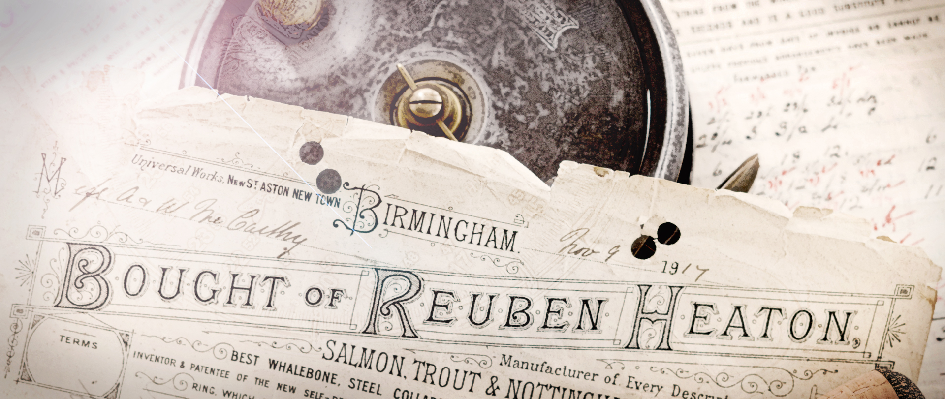 Reuben Heaton since 1857