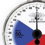 Standard Angling Flag Scale 4000 Series Czech Republic Close