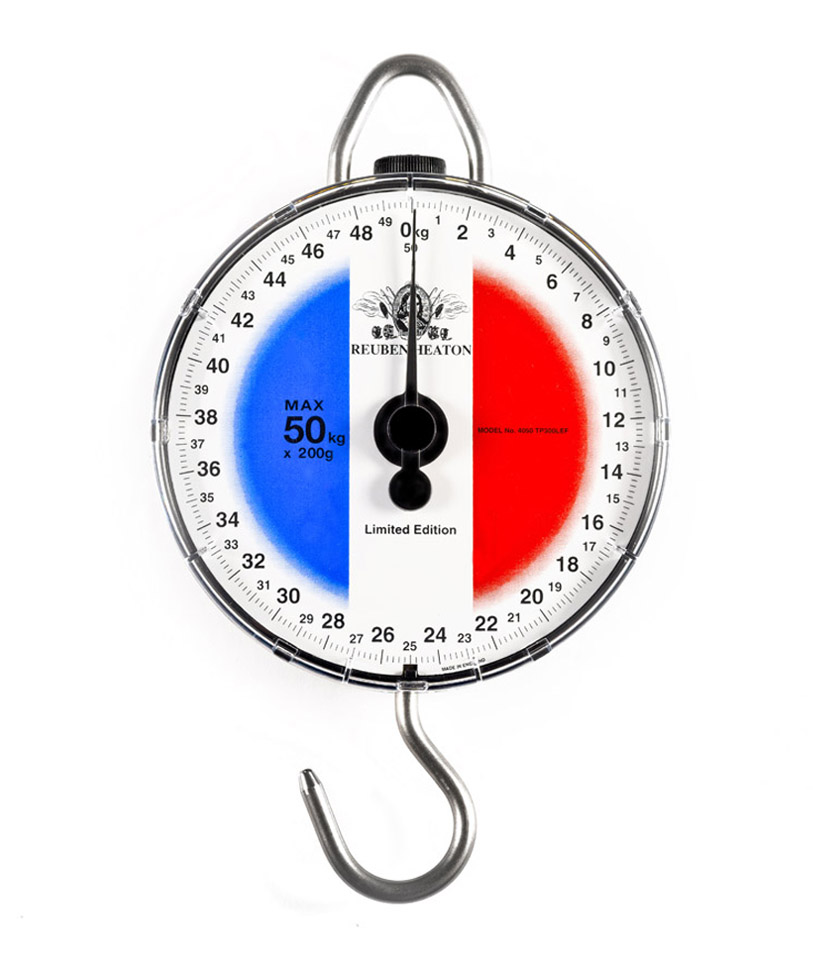 Standard Angling Flag Scale 4000 Series France