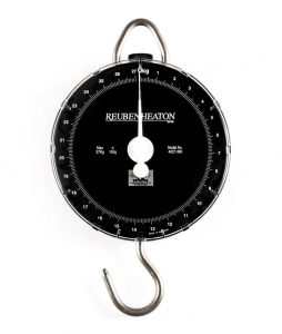 Standard Angling Scale 4000 Series by Reuben Heaton - Metric