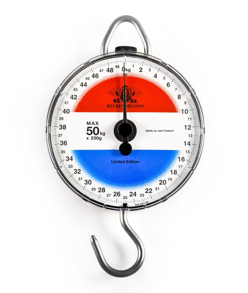 Standard Angling Flag Scale 4000 Series Netherlands