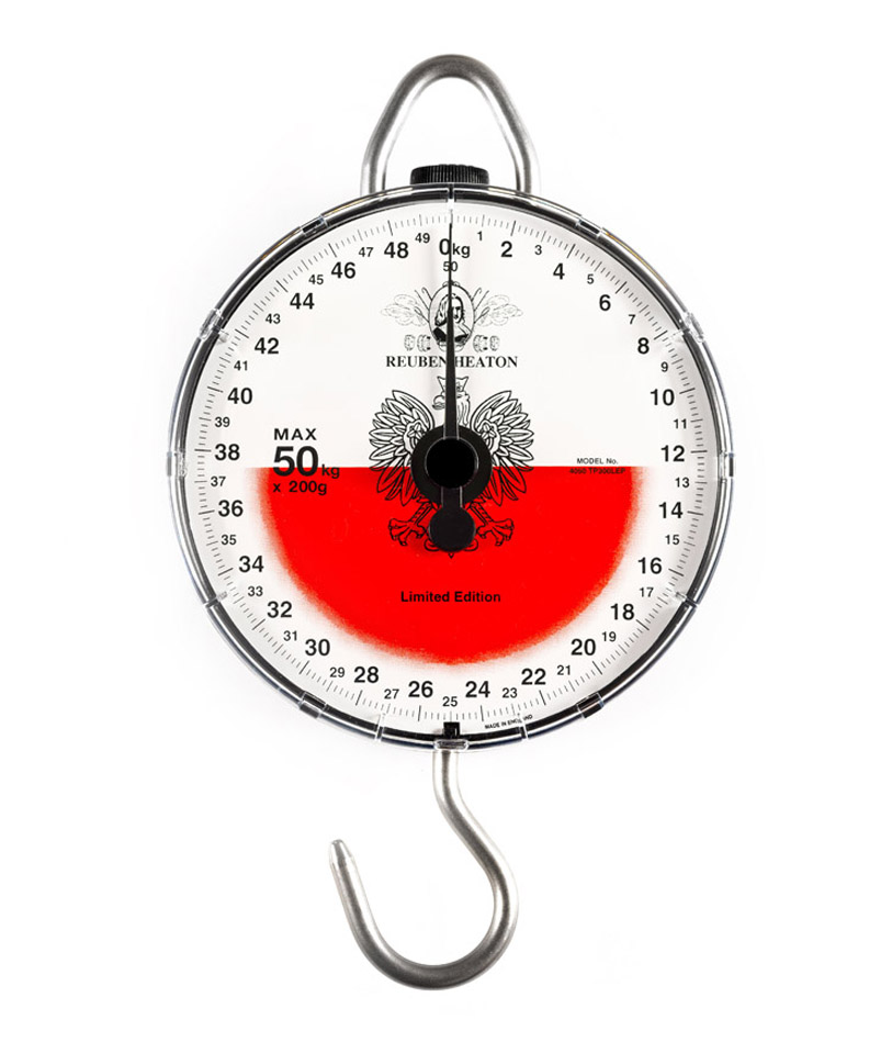 Standard Angling Flag Scale 4000 Series Poland