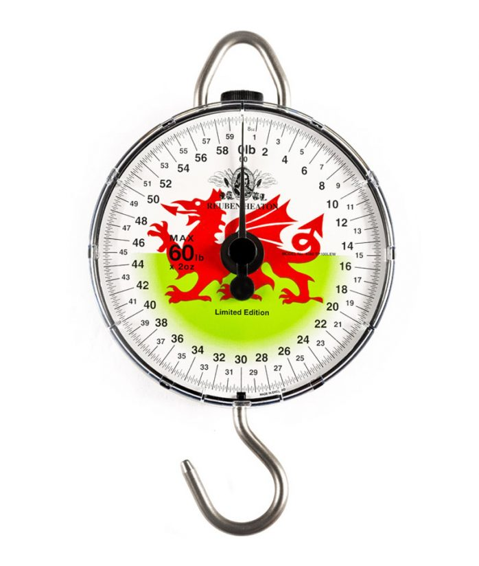 Standard Angling Flag Scale 4000 Series Wales