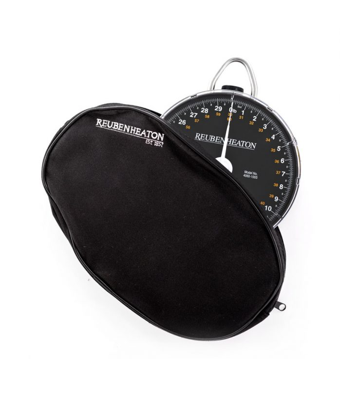 Standard Angling Scale Pouch for 4000 Series by Reuben Heaton - Dual