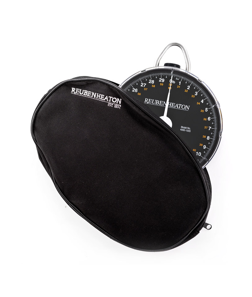 Standard Angling Scale Pouch for 4000 Series by Reuben Heaton – Dual
