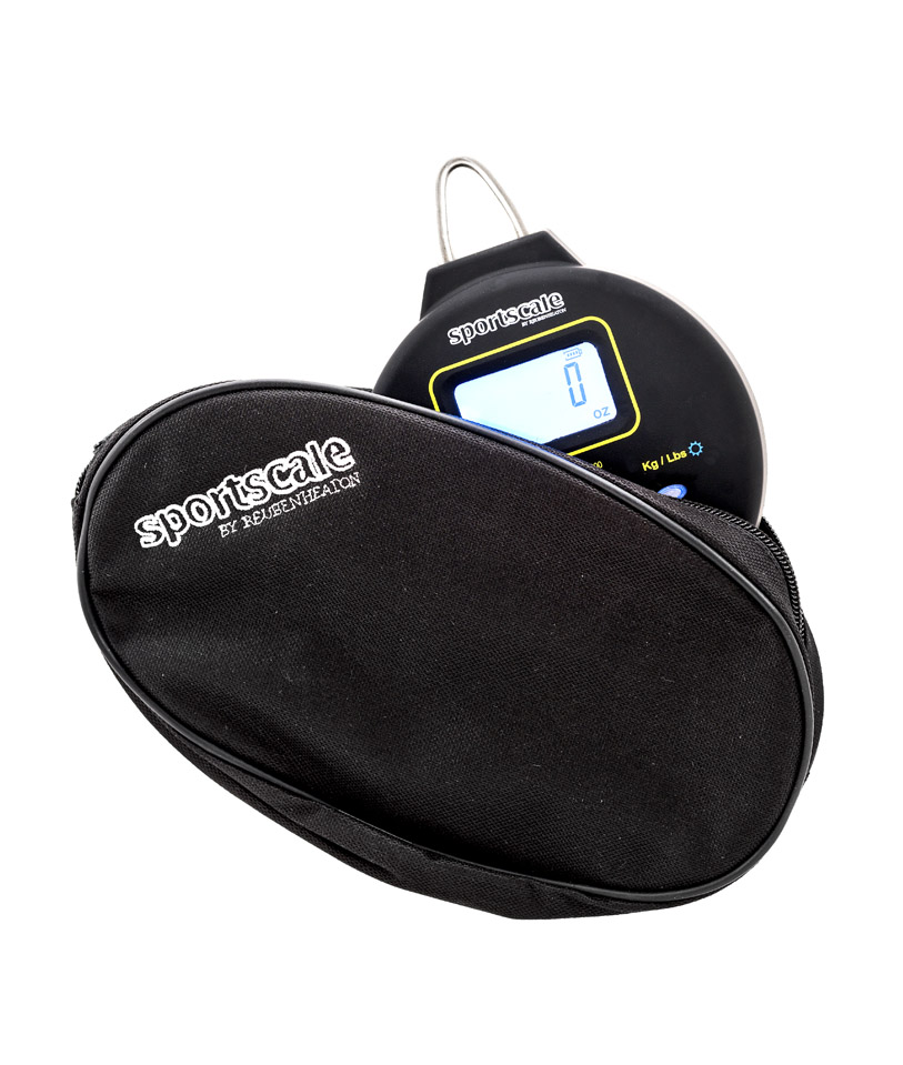 Digital Scale Pouch for 7000 Series Sportscale by Reuben Heaton