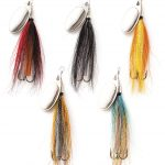 Bucktail Flying C Fishing Lure Colours