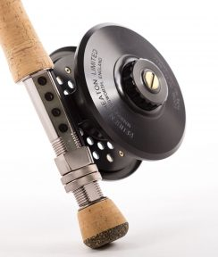 Fly Reel Back - High Performance Model 38 Disc Drag by Reuben Heaton