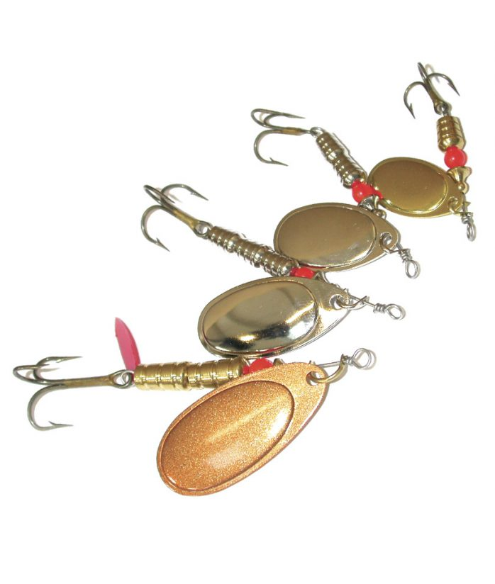 French Blade Spinner Fishing Bait