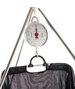 Fishing Scale Tripod-Bag