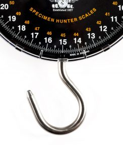 Specimen Hunter Angling Scale by Reuben Heaton